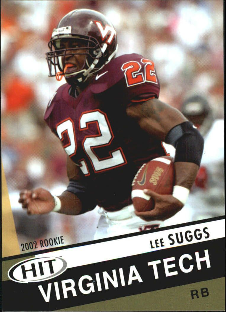 2003 SAGE HIT #22 Lee Suggs