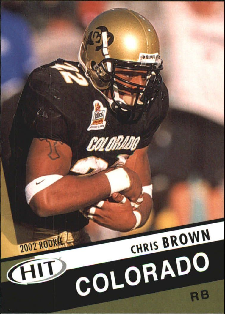 2003 SAGE HIT #23 Chris Brown