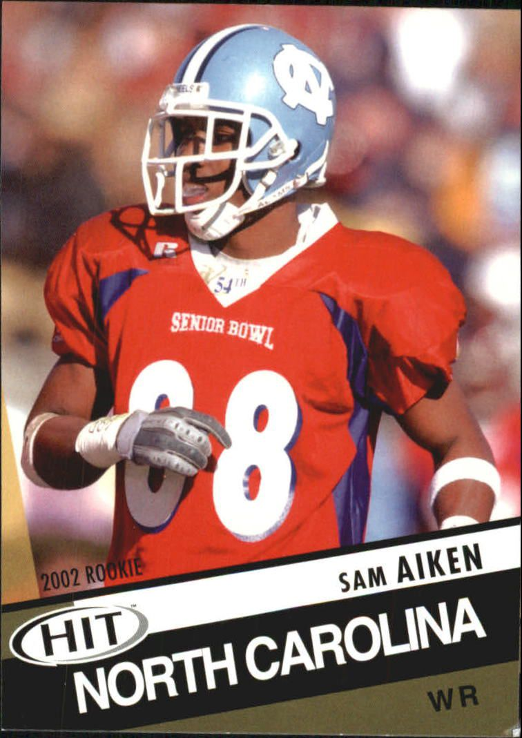 2003 SAGE HIT #28 Sam Aiken