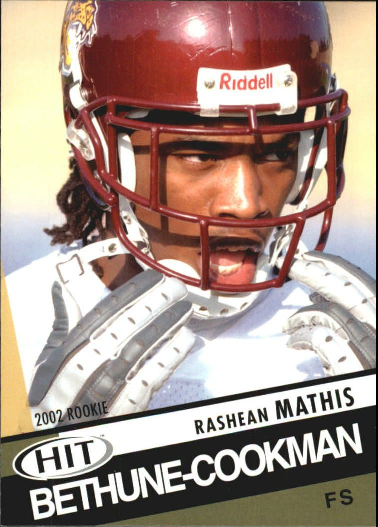 2003 SAGE HIT #36 Rashean Mathis