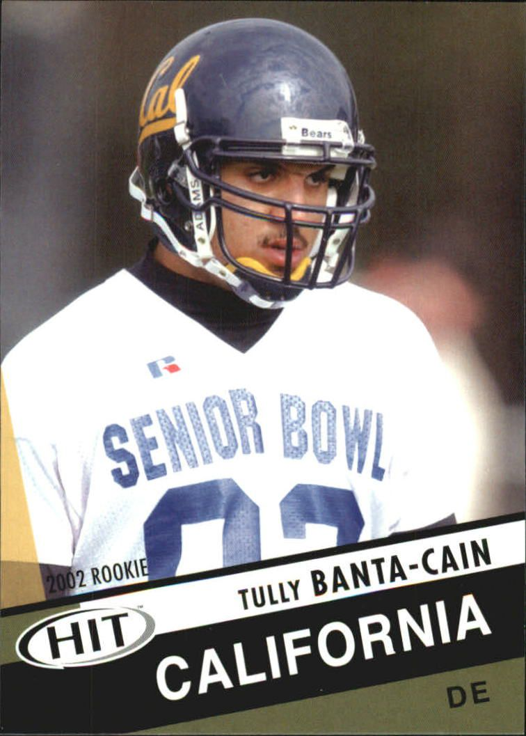2003 SAGE HIT #38 Tully Banta-Cain