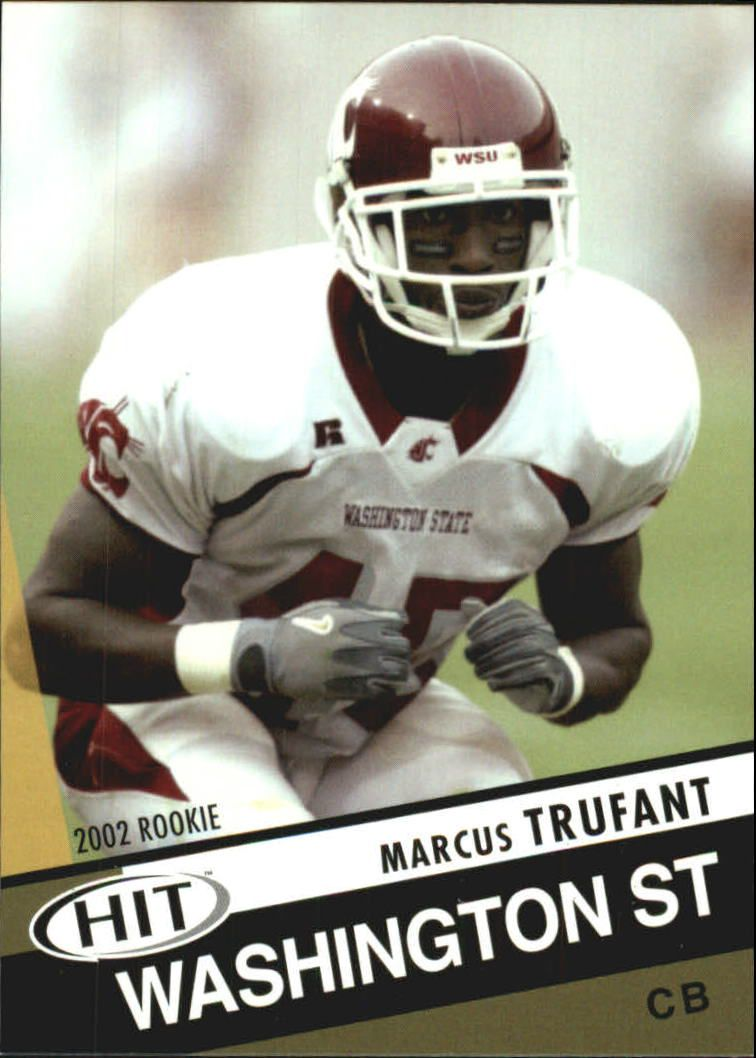 2003 SAGE HIT #45 Marcus Trufant