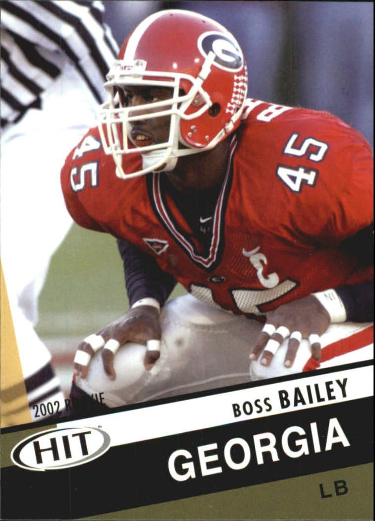 2003 SAGE HIT #46 Boss Bailey