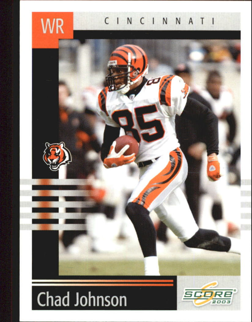 2003 Score #20 Chad Johnson