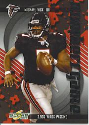 2003 Score Numbers Game #NG8 Michael Vick/2936