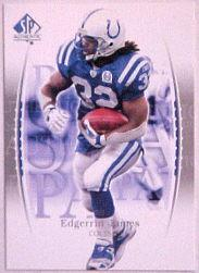 2003 SP Authentic #32 Edgerrin James