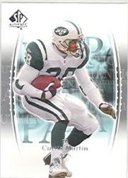 2003 SP Authentic #36 Curtis Martin