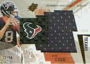 2003 SPx Winning Materials Patches #DC David Carr