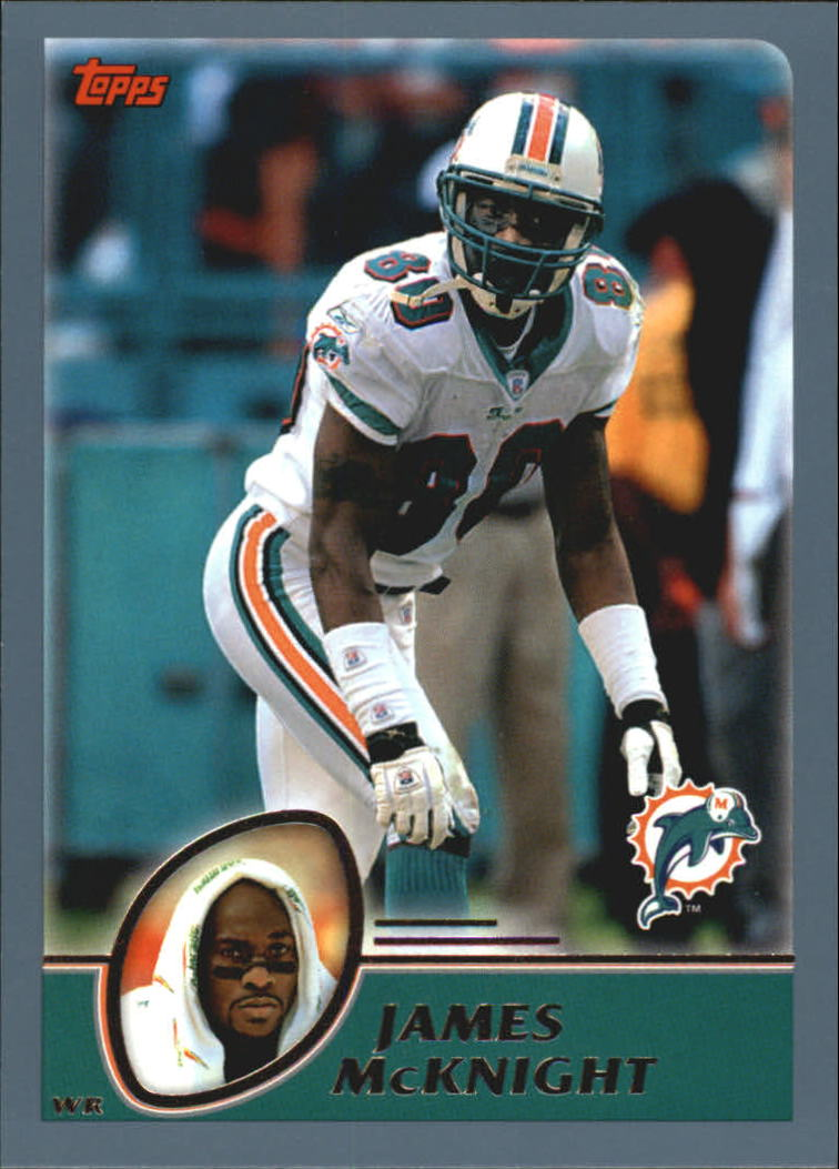 2003 Topps #11 James McKnight