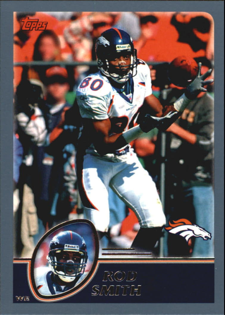 2003 Topps #95 Rod Smith