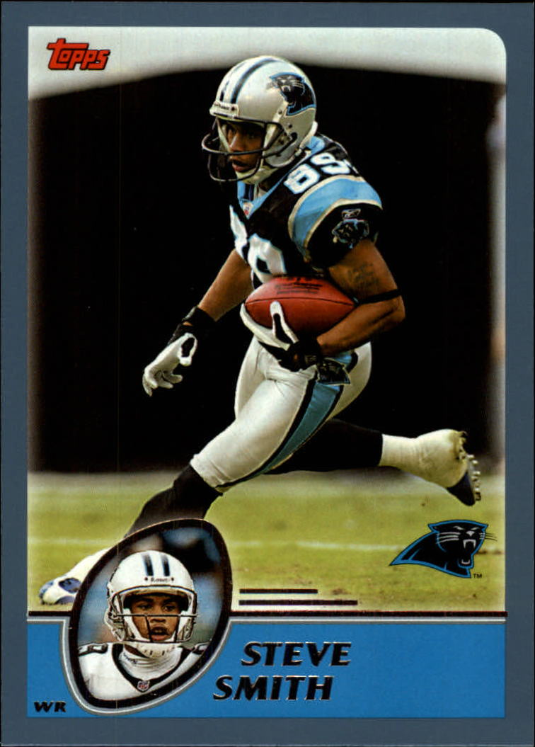 2003 Topps Collection #272 Steve Smith