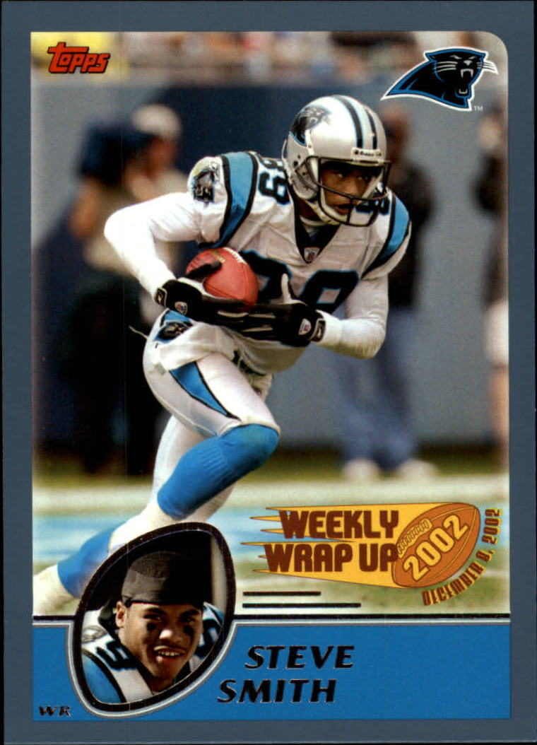 2003 Topps Collection #304 Steve Smith WW