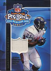 2003 Topps Pro Bowl Jerseys #APLT LaDainian Tomlinson