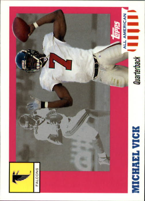 2003 Topps All American #30 Michael Vick