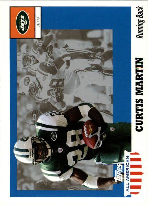 2003 Topps All American #35 Curtis Martin