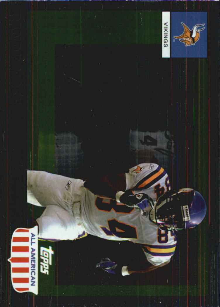 2003 Topps All American Foil #42 Randy Moss