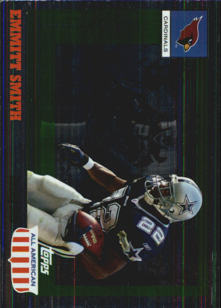 2003 Topps All American Foil #44 Emmitt Smith