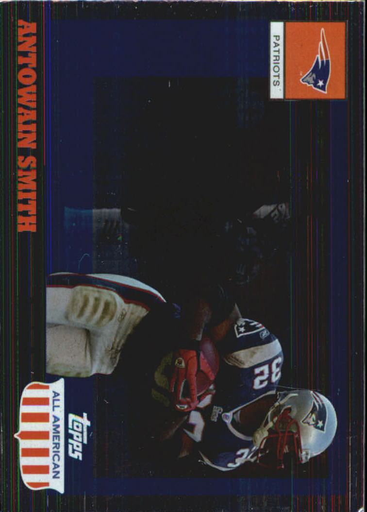 2003 Topps All American Foil #54 Antowain Smith