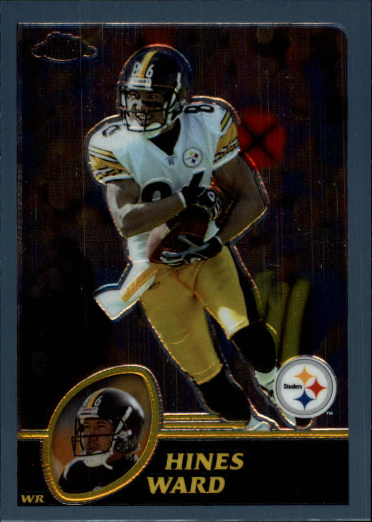 2003 Topps Chrome #50 Hines Ward