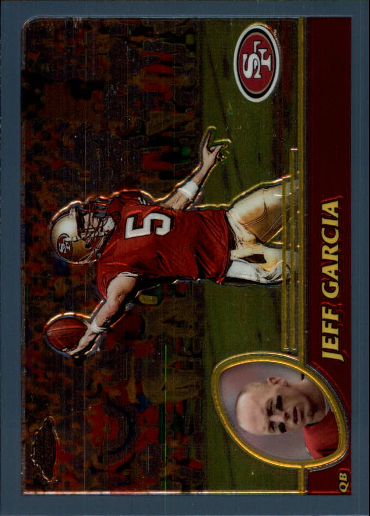 2003 Topps Chrome #51 Jeff Garcia