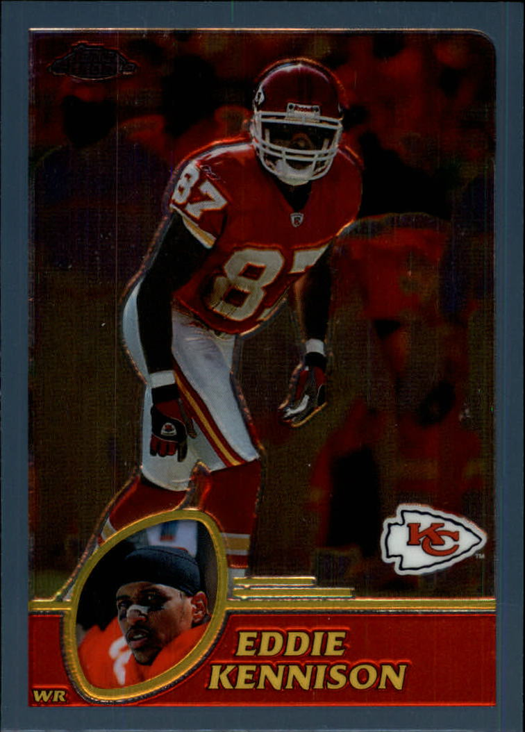 2003 Topps Chrome #52 Eddie Kennison