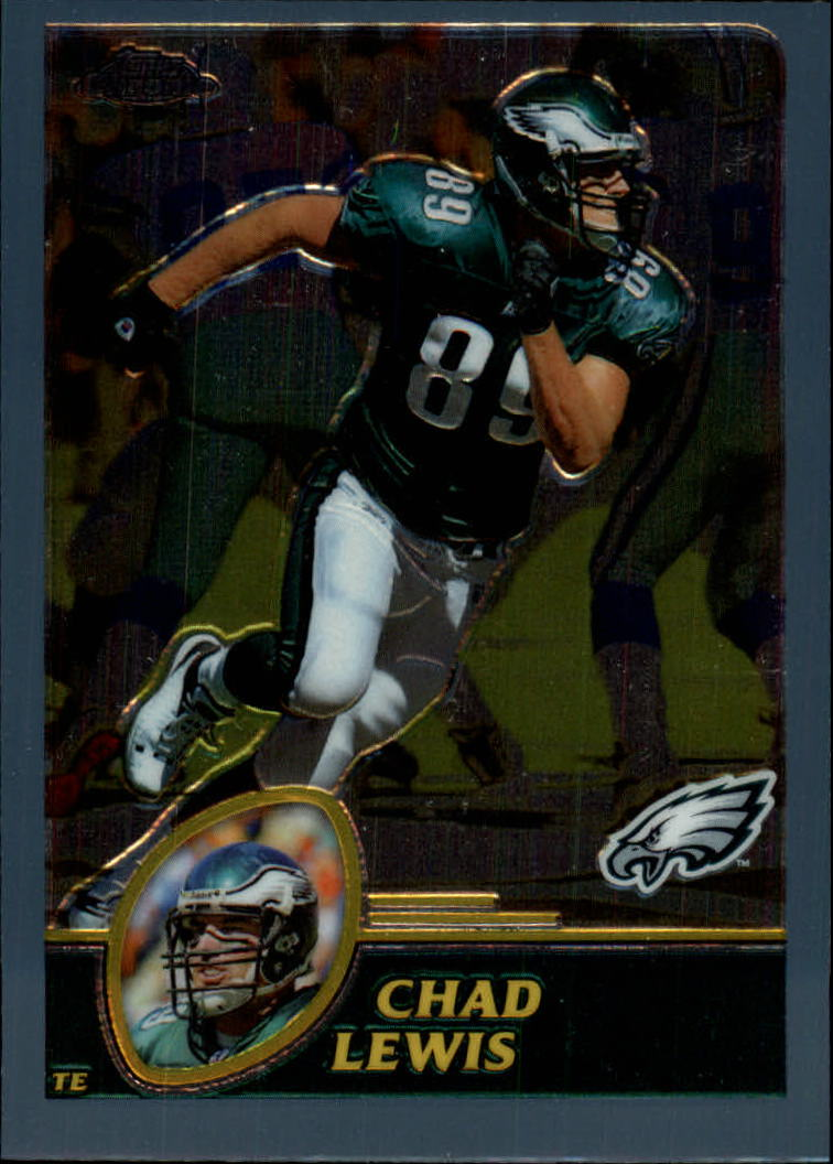 2003 Topps Chrome #66 Chad Lewis