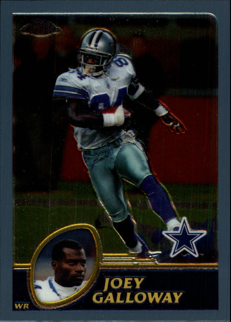 2003 Topps Chrome #93 Joey Galloway
