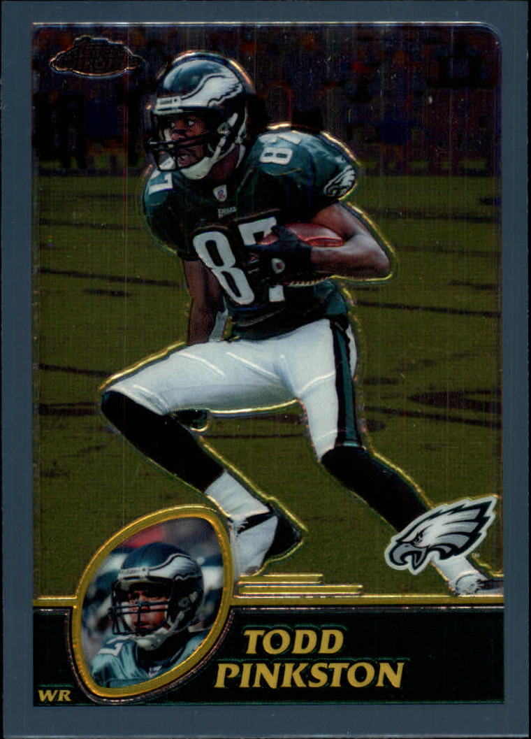 2003 Topps Chrome #98 Todd Pinkston