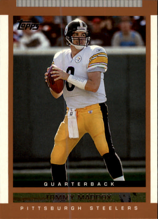 2003 Topps Draft Picks and Prospects #2 Tommy Maddox
