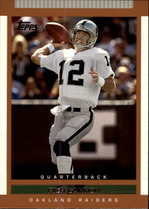 2003 Topps Draft Picks and Prospects #7 Rich Gannon