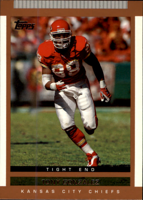 2003 Topps Draft Picks and Prospects #11 Tony Gonzalez