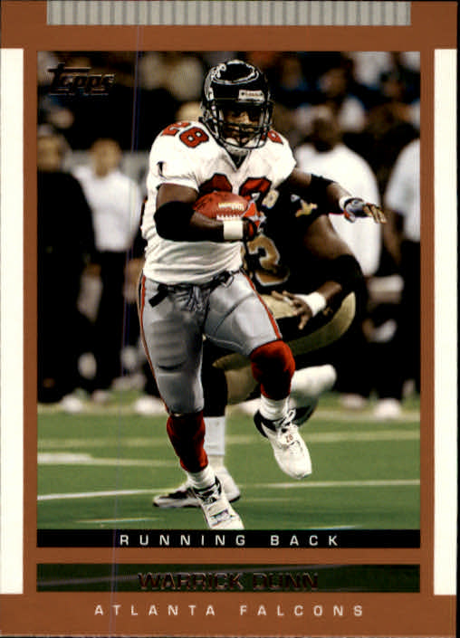 2003 Topps Draft Picks and Prospects #13 Warrick Dunn