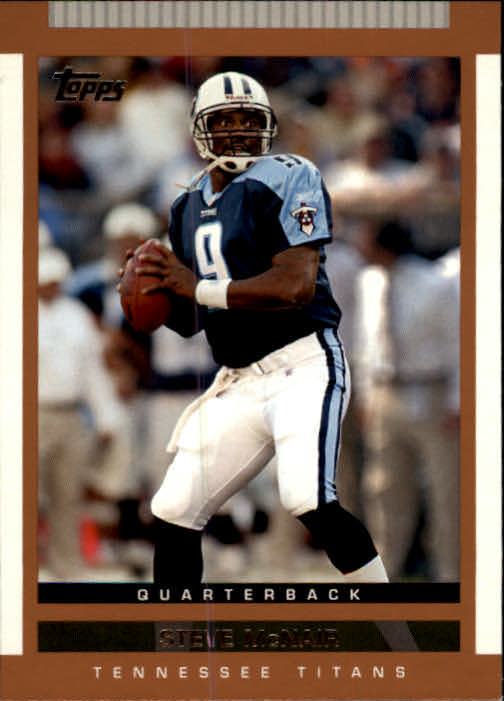 2003 Topps Draft Picks and Prospects #19 Steve McNair
