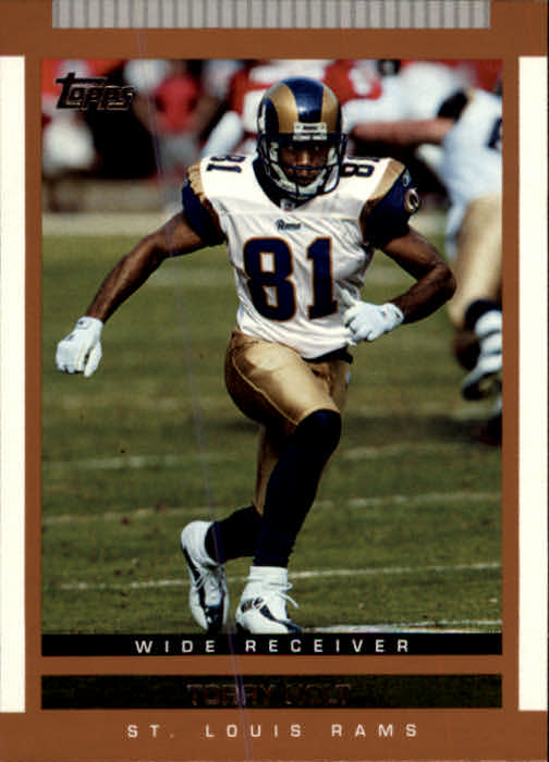 2003 Topps Draft Picks and Prospects #24 Torry Holt