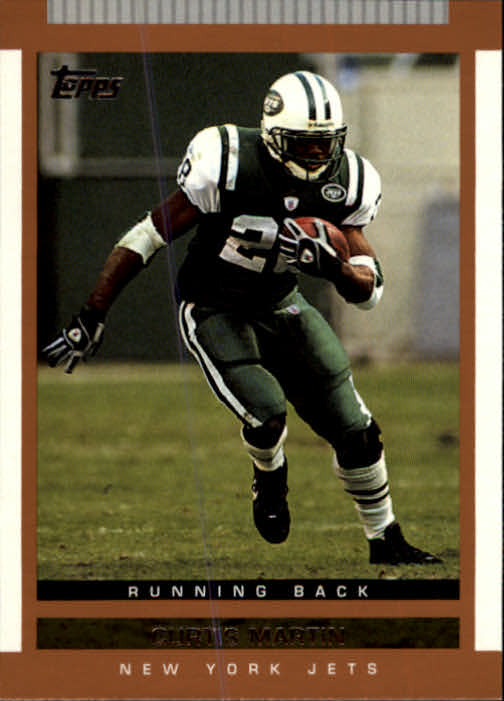 2003 Topps Draft Picks and Prospects #26 Curtis Martin