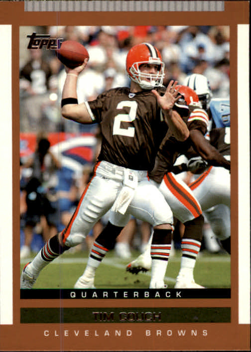 2003 Topps Draft Picks and Prospects #29 Tim Couch