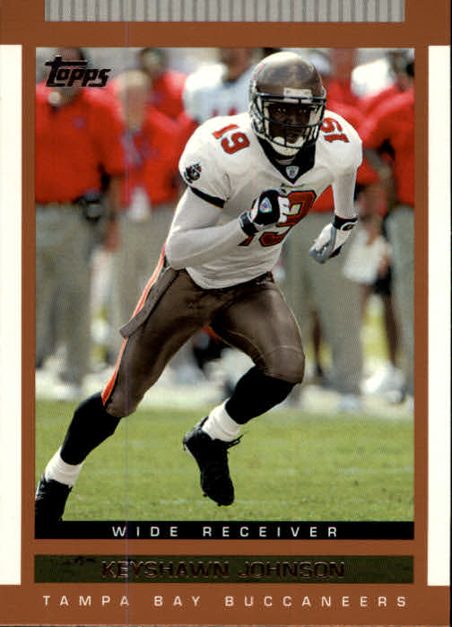 2003 Topps Draft Picks and Prospects #32 Keyshawn Johnson