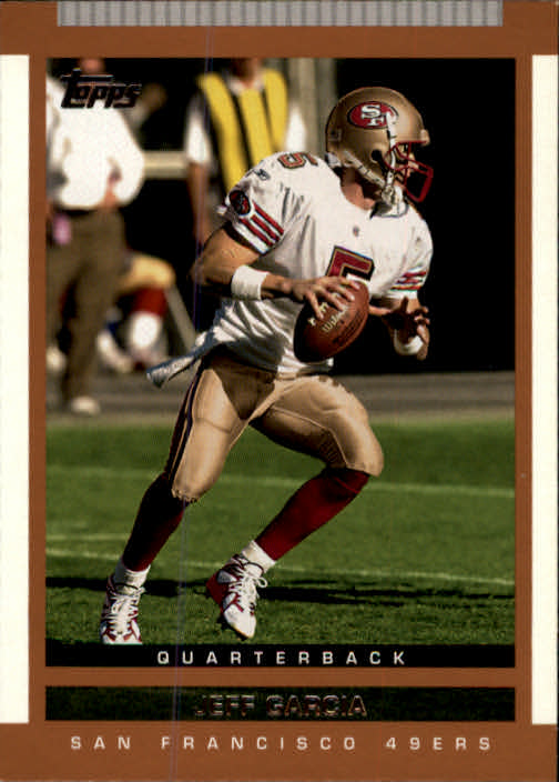 2003 Topps Draft Picks and Prospects #33 Jeff Garcia