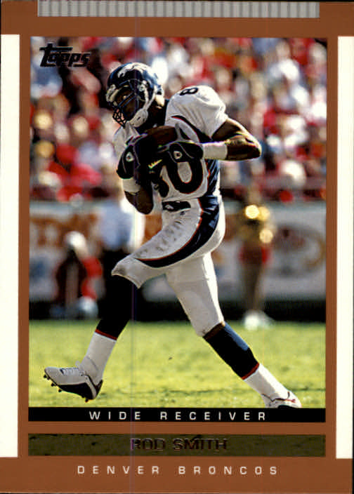 2003 Topps Draft Picks and Prospects #36 Rod Smith