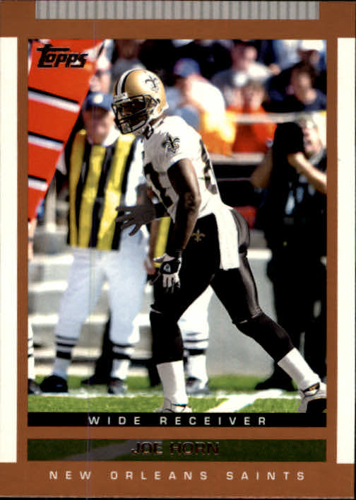 2003 Topps Draft Picks and Prospects #40 Joe Horn