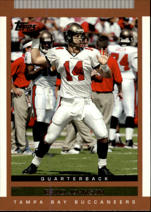 2003 Topps Draft Picks and Prospects #43 Brad Johnson