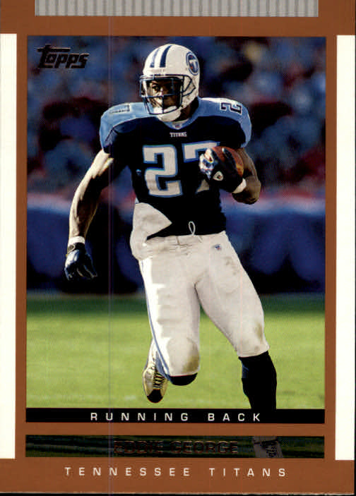 2003 Topps Draft Picks and Prospects #44 Eddie George