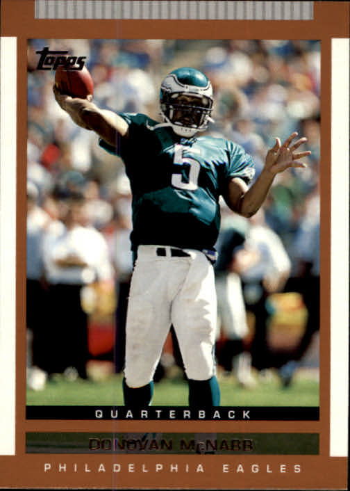 2003 Topps Draft Picks and Prospects #45 Donovan McNabb
