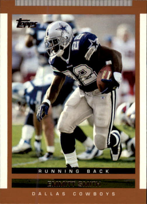 2003 Topps Draft Picks and Prospects #49 Emmitt Smith