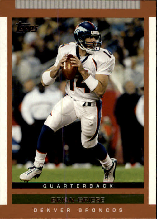 2003 Topps Draft Picks and Prospects #51 Brian Griese