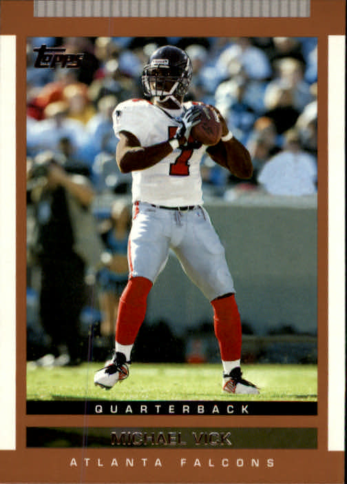 2003 Topps Draft Picks and Prospects #56 Michael Vick