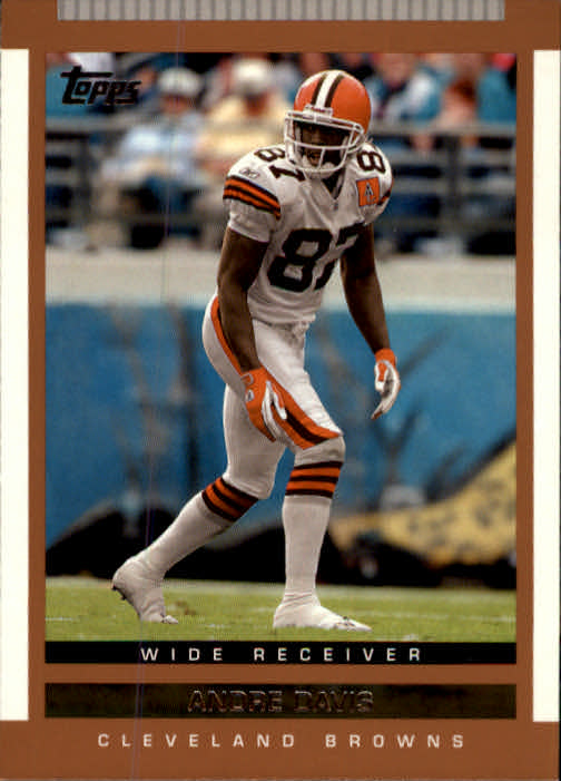2003 Topps Draft Picks and Prospects #57 Andre Davis