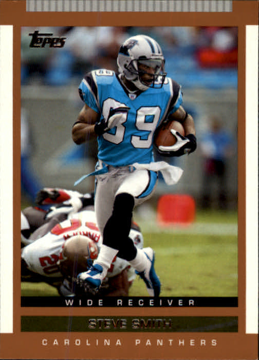 2003 Topps Draft Picks and Prospects #95 Steve Smith