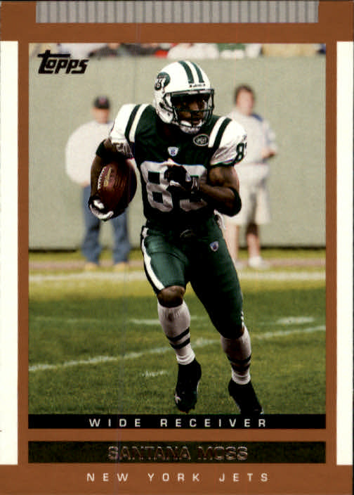2003 Topps Draft Picks and Prospects #98 Santana Moss