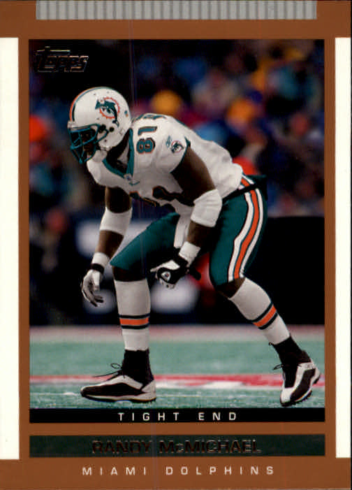 2003 Topps Draft Picks and Prospects #107 Randy McMichael